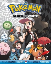 Kusaka, Hidenori Pokemon Black and White 7