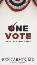 Carson, Ben, M.D. One Vote