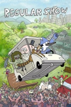 Green, K. C. Regular Show 1