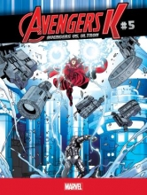 Avengers vs. Ultron #5