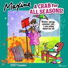 Maxine 2017 Calendar