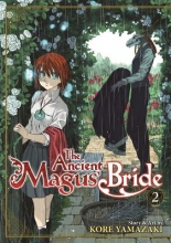 Yamazaki, Kore The Ancient Magus` Bride Vol. 2