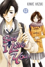 Hazuki, Kanae Say I Love You 12