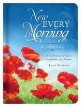 Slawson, Leah New Every Morning A Devotional Journal