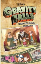Disney Gravity Falls Cinestory Comic 3