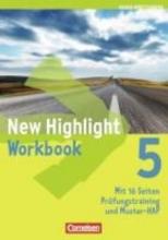 New Highlight 5: 9. Schuljahr. Workbook Baden-Württemberg