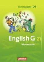 Schwarz, Hellmut English G 21. Grundausgabe D 3. Wordmaster