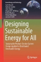 Vezzoli, Carlo Designing Sustainable Energy for All