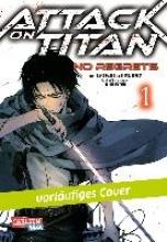 Isayama, Hajime Attack on Titan - No Regrets 1