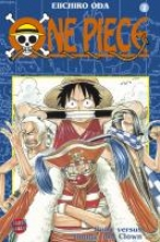 Oda, Eiichiro One Piece 02. Ruffy versus Buggy, der Clown