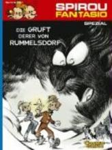 Yann Spirou Spezial 06: Die Gruft derer von Rummelsdorf