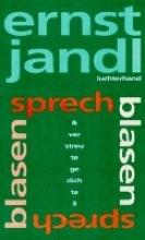 Jandl, Ernst Werke 3. sprechblasen, verstreute gedichte 3