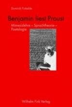 Finkelde, Dominik Benjamin liest Proust