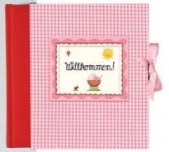 Mußenbrock, Anne Willkommen! Babyalbum rosa