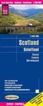 , Reise Know-How Landkarte Schottland 1 : 4 00 000