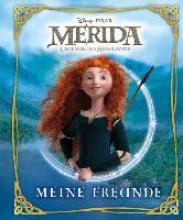 Disney Merida Freundebuch