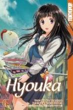 Yonezawa, Honobu Hyouka 06