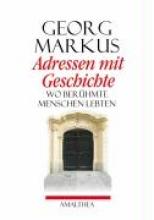 Markus, Georg Adressen mit Geschichte