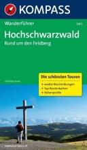 Freier, Peter WF5415 Hochschwarzwald, Rund um den Feldberg Kompass