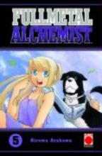 Arakawa, Hiromu Fullmetal Alchemist 05