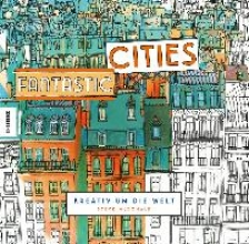 McDonald, Steve Fantastic Cities