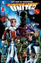 Lemire, Jeff Justice League United