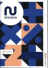 , NU Rekenen niveau 2 mbo 2021 leerwerkboek