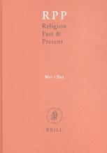 Eberhard Jüngel Hans Dieter Betz  Don S. Browning  Bernd Janowski, Religion Past and Present Volume 8 (Mai-Nas)
