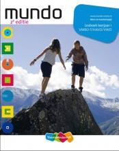 Liesbeth  Coffeng, Ilse  Ouwens Mundo 1 leerjaar vmbo-t/havo/vwo Lesboek