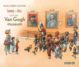 Nelleke de Boorder Sammie en Nele bij Van Gogh (engels)