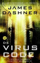 James Dashner , De viruscode