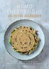 Alice Deen Peter Aelbrecht, Homo energeticus kookboek
