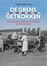 Dirkje  Mulder-Boers De grens getrokken