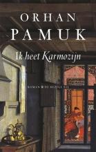 Orhan  Pamuk Ik heet Karmozijn