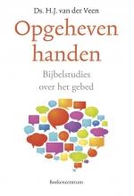 H.J. van der Veen , Opgeheven handen