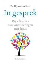 H.J. van der Veen , In gesprek