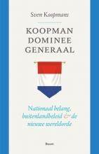Sven Koopmans , Koopman, dominee, generaal