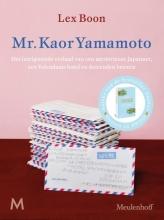 Lex Boon , Mr. Kaor Yamamoto