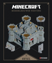 Craig  Jelly Minecraft: Constructies in detail - Middeleeuwse bouwwerken