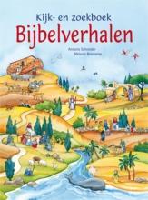 Antonie  Schneider Kijk- en zoekboek Bijbelverhalen