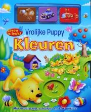 Brenda Apsley , Vrolijke puppy Kleuren