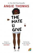 Angie Thomas , The hate u give