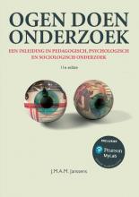 J.M.A.M. Janssens , Ogen doen onderzoek, 11e editie met MyLab NL toegangscode