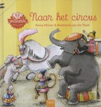 Reina  Ollivier Naar het circus
