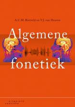 V.J. van Heuven A.C.M. Rietveld, Algemene fonetiek