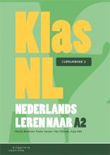 Anja Valk Martijn Baalman  Fouke Jansen  Vita Olijhoek, KlasNL - Nederlands leren naar A2 - cursusboek 2