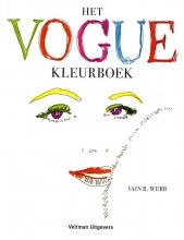 Iain R.  Webb Het Vogue kleurboek