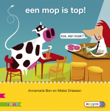 Annemarie Bon , Een mop is top! AVI M3