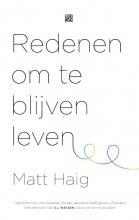 Matt  Haig Redenen om te blijven leven