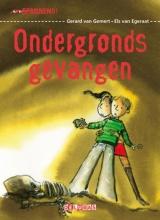 Gerard van Gemert Ondergronds gevangen